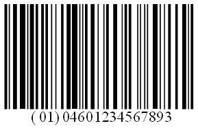 Mã vạch Code 128